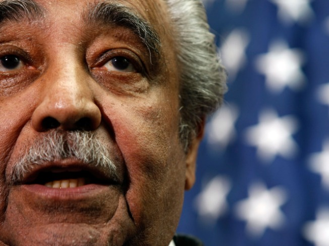 Rangel Rides Out Storm - So Far