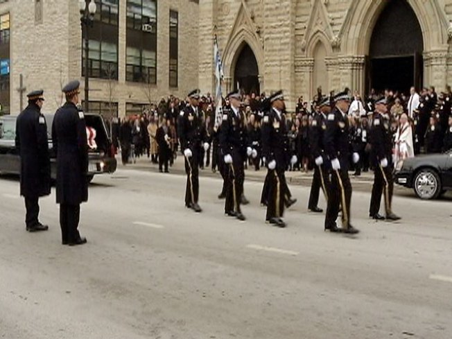 Former Police Superintendent Laid to Rest