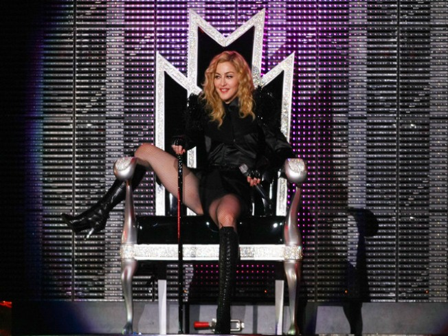 Madonna Sued by Neighbor for Being Too Loud