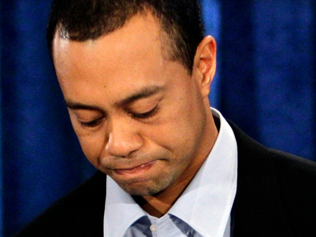 """Tiger Woods: """"I Brought This Shame on Myself"""""""