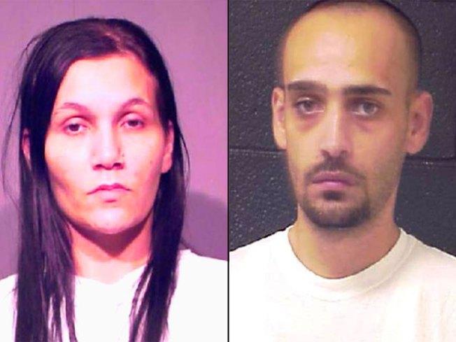Parents Burglarize Home, Leave Kids in Van