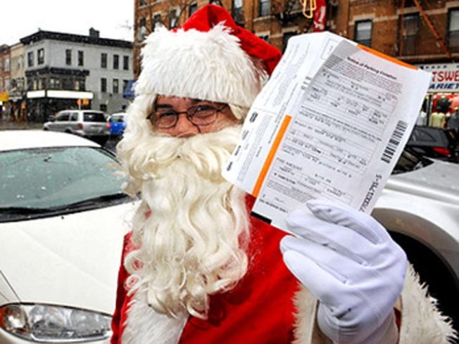 'Tis the Season for Winter Parking Bans
