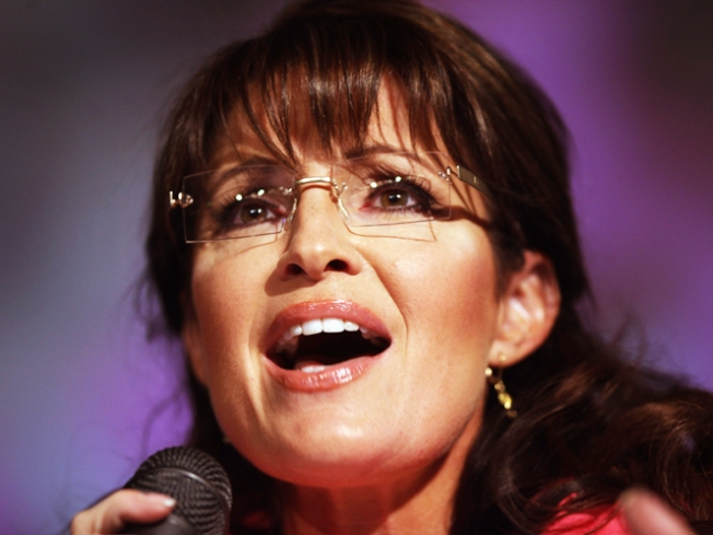 GOP Should Take on Palin