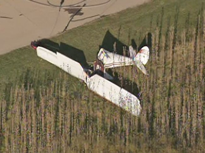 Pilot Killed in Crash Identified