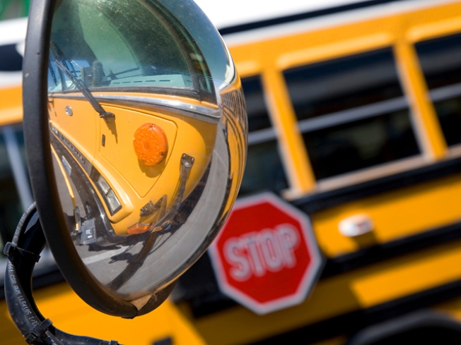 Girl Allegedly Abused on School Bus