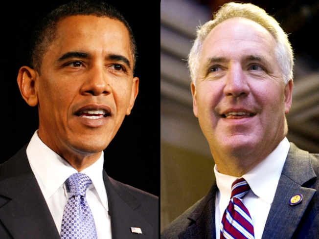 Walkout Shimkus Says He'll Stay Through State of the Union Speech