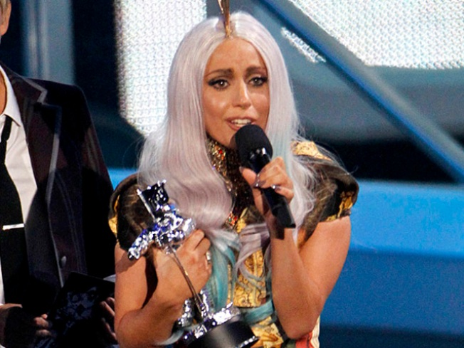 "Lady Gaga Sends Senate ""Don't Ask, Don't Tell"" Message"