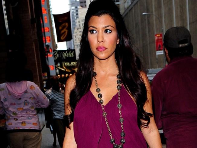 "Kim Kardashian: My Pregnant Sister ""Wasn't That Nurturing"""