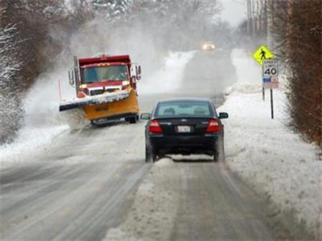 Full Snow Fleet Plowing, Budget Intact: City