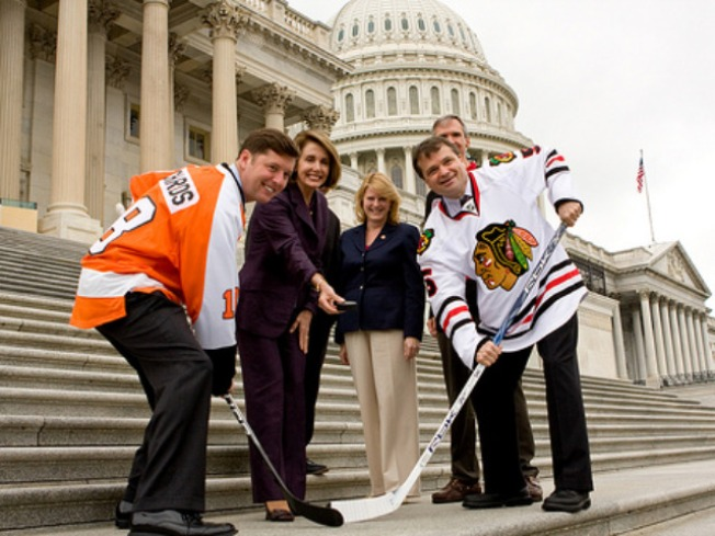 Politicians Place their Stanley Cup Bets