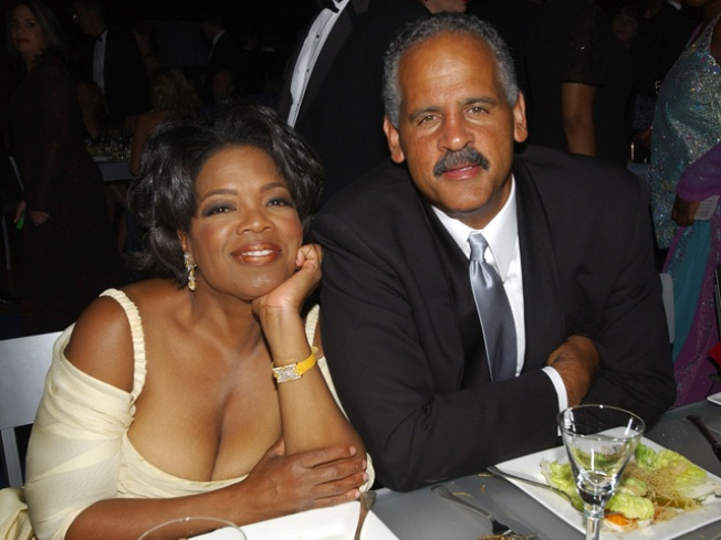Stedman: Chicago Doesn't Appreciate Oprah