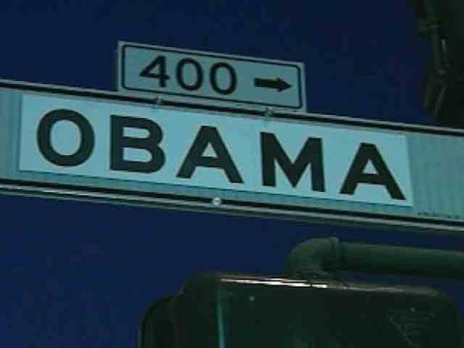 Bush Street Disappears in SF