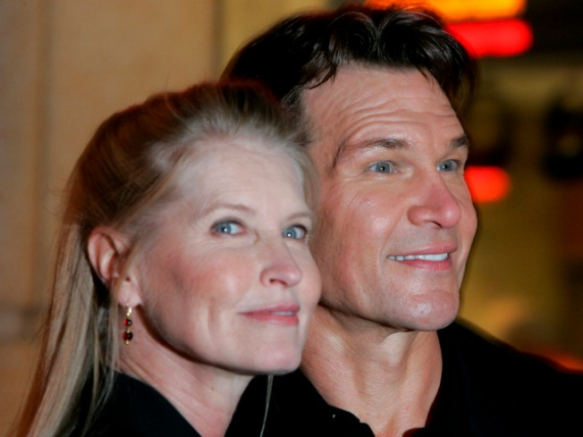 "Patrick Swayze's Widow to Appear on ""Oprah"""