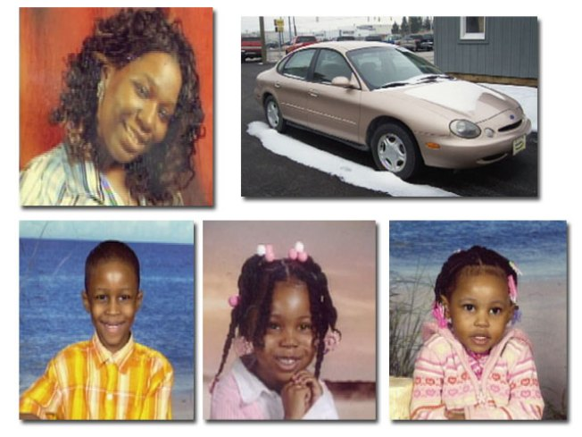 Amber Alert Canceled; 3 Kids Found Safe
