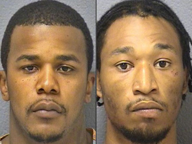 Two Felons Charged in Tinley Park Home Invasion