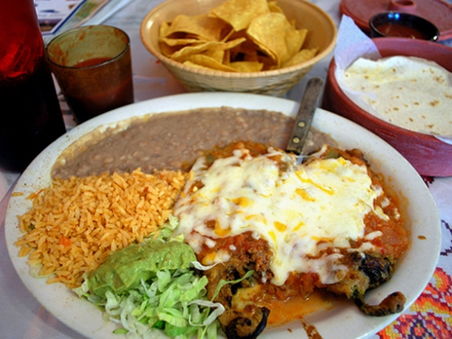 Gorge on Mexican Food in Pilsen