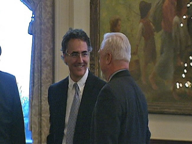 Fatherhood Group Recognizes Sheriff Dart
