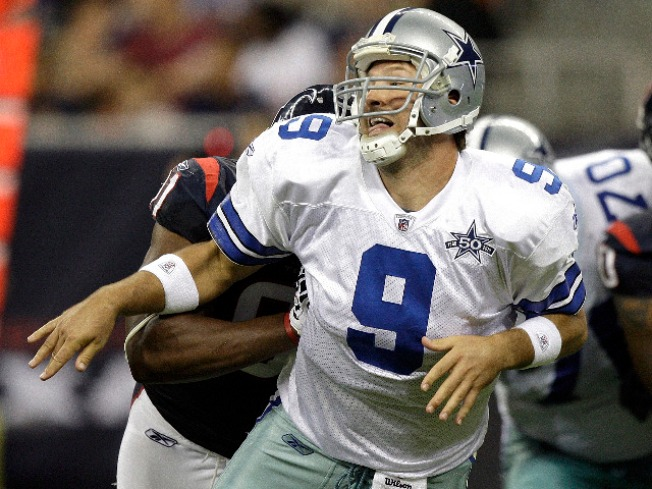 Know Your Enemy: Tony Romo