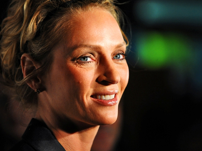 Uma Thurman Stalker Busted For Pestering Star