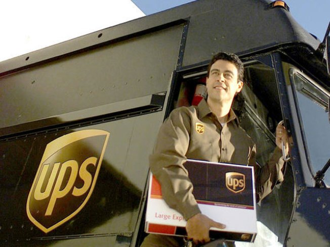 UPS Impersonator Robs Homeowner