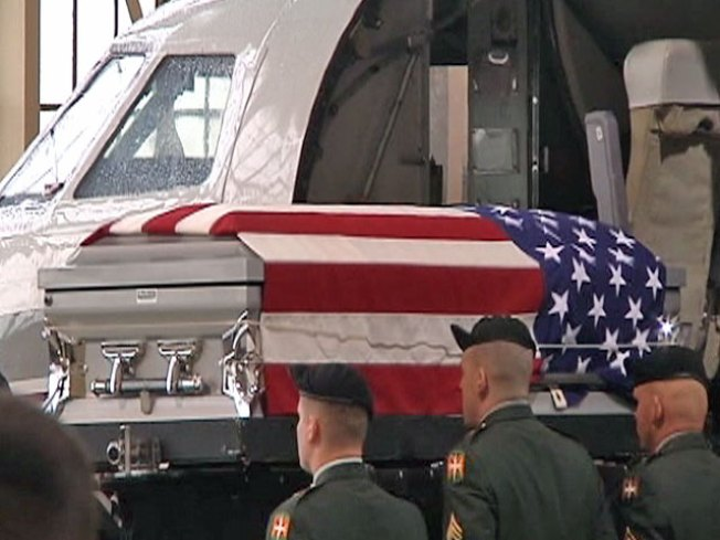 Slain Soldier Velez Receives Hero's Welcome Home
