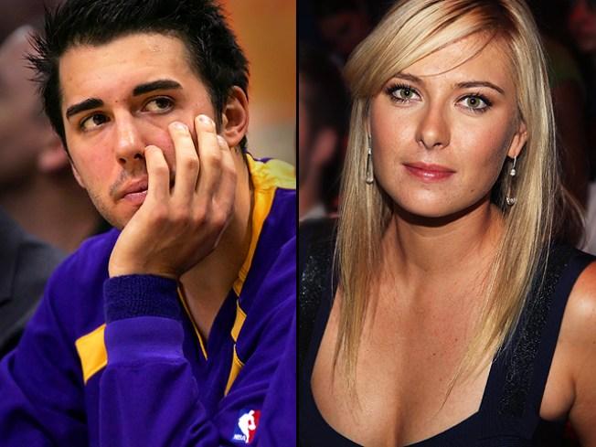Maria Sharapova to Wed Lakers Star