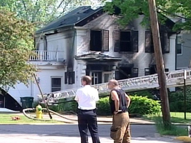 Man Found in Burned Waukegan Home a Suicide, Coroner Says