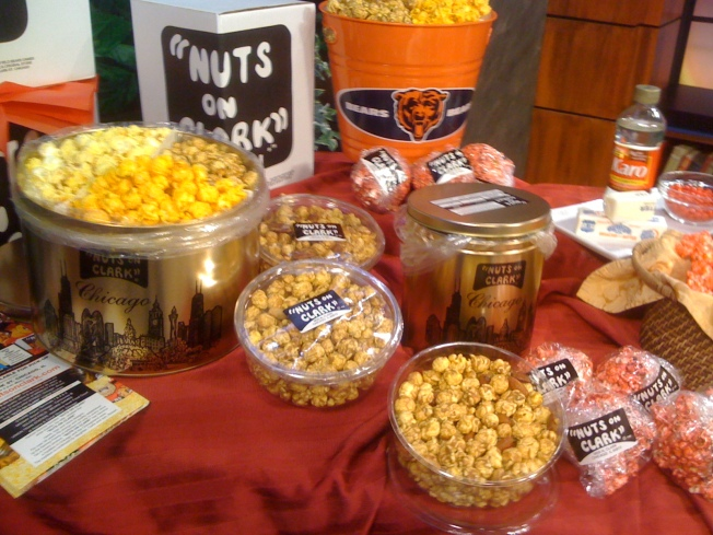 National Popcorn Month Pops Up Tasty Treats For Everyone