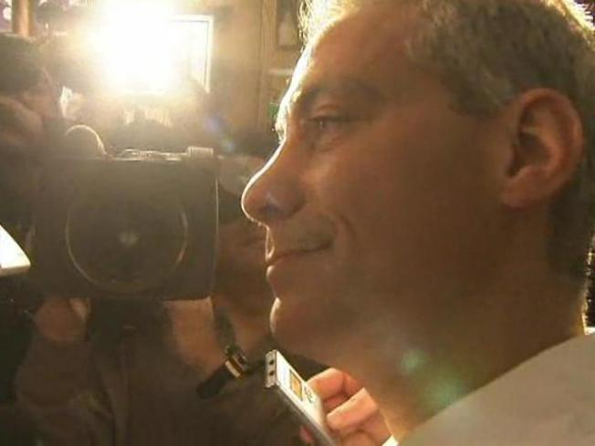 Emanuel Attacks Ballot Challenge