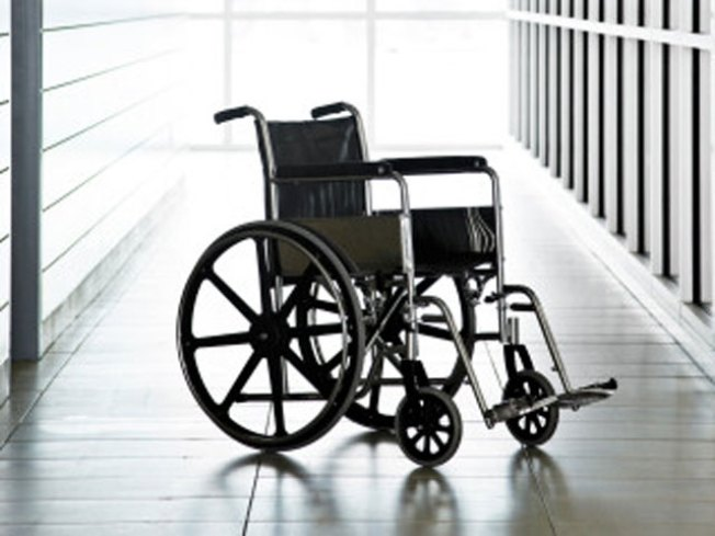 Hypothermia Cause in Wheelchair Death
