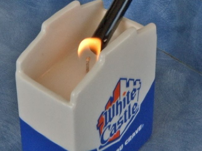White Castle Serves Up Slider-Scented Candles