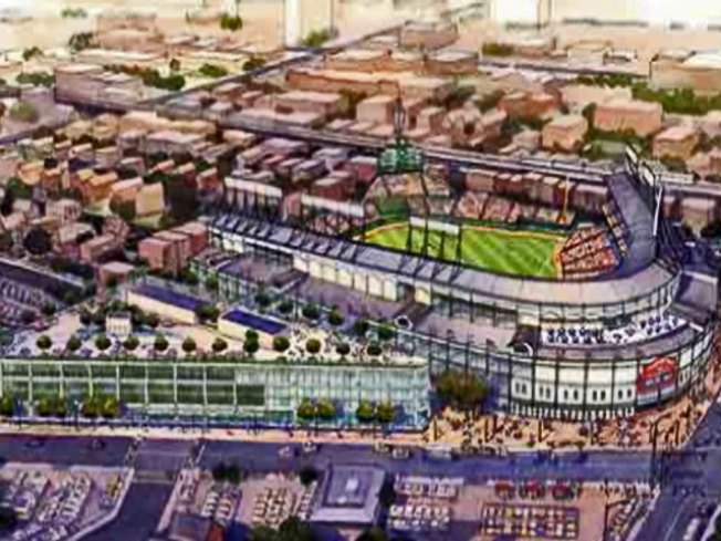 Cubs Seek Redesign to Proposed Triangle Project