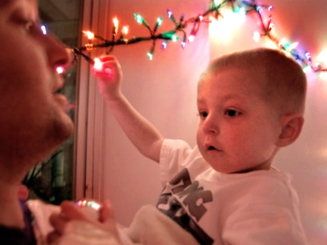 Every Day Is Christmas for Dying Boy