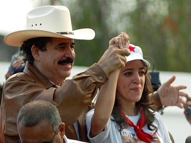 Deposed Honduran President Returns Home
