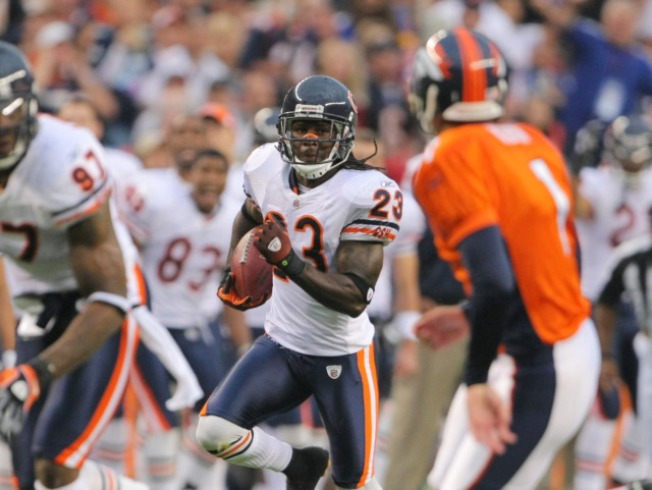 Keep Devin Hester on Punt-Return Duty