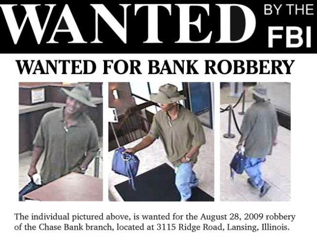 Feds Seek Ridge Road Robber