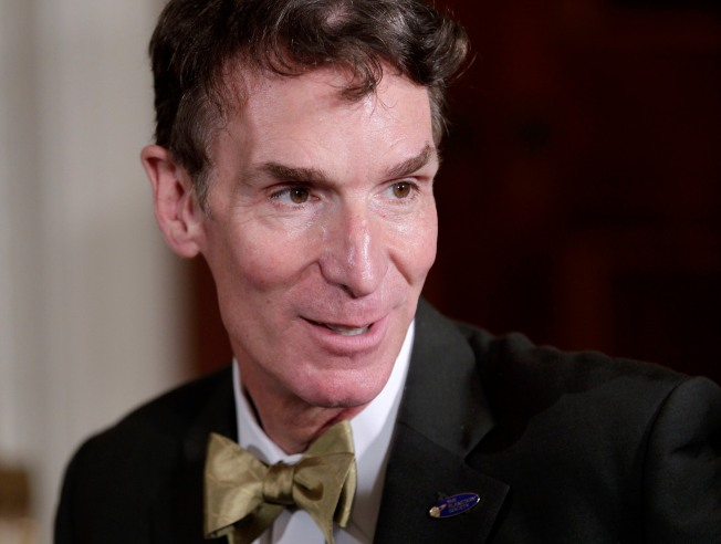 """Bill Nye """"Feeling Much Better"""" After USC Collapse"""