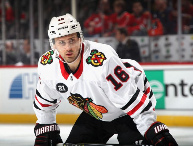 Blackhawks Reportedly Making Several Players Available Via Trade