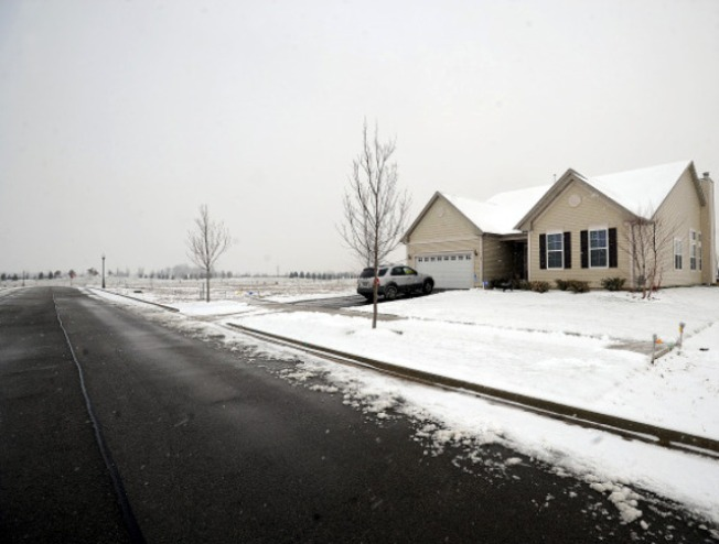 Northwestern Subdivision Home to One Lonely Family
