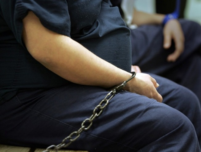 Jail to House Pregnant Inmates Together
