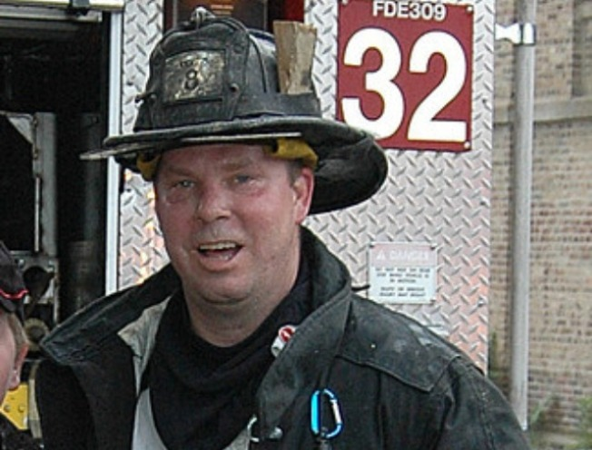 Chicago Firefighter Found Unresponsive