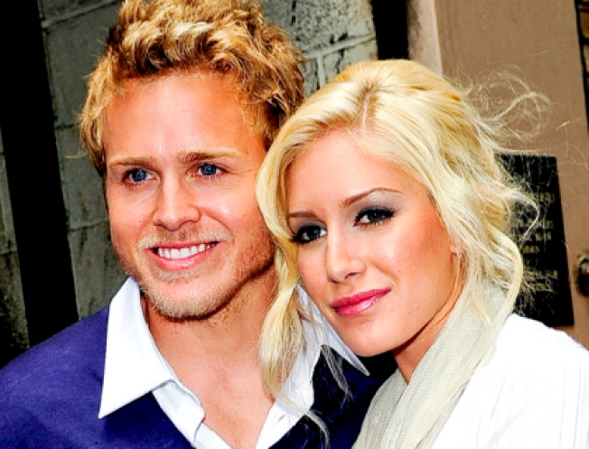 Spencer Pratt: 'Puppy Poop' Put Heidi Montag Off The Idea Of Having A Baby