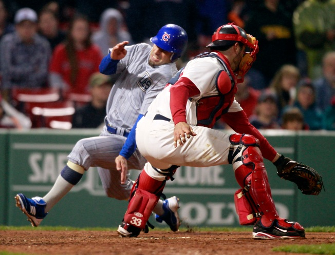 Red Sox Fall Apart in 9-3 Loss to Cubs Saturday