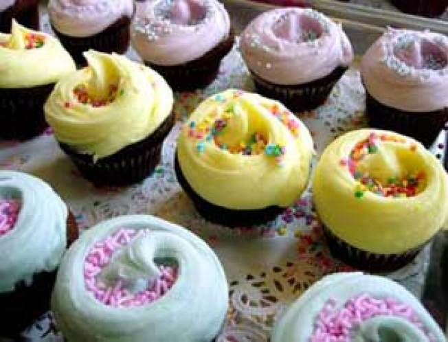 Famous NYC Cupcakes Hit Chicago