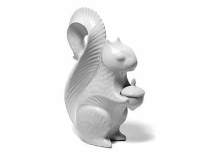Squirrel Ring Box