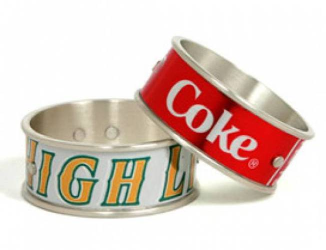 Beer Can Jewelry