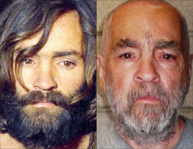 """Cell"" Phone: Charles Manson Busted with a Mobile"
