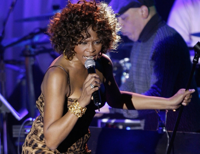 Whitney Houston: Mom Sicced Cops on Me