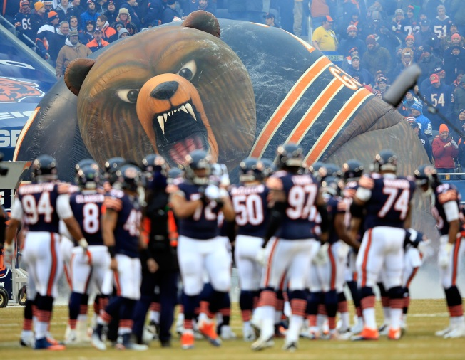 Bears Reveal Depth Chart Ahead of Preseason Opener vs. Miami