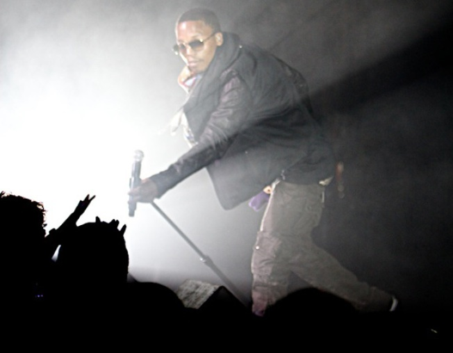 Celebrate Halloween With Lupe Fiasco